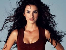Penelope Cruz made her debut into the acting world when she was 16 years old, beginning with television before moving to film. Image provided by Entertainment Weekly